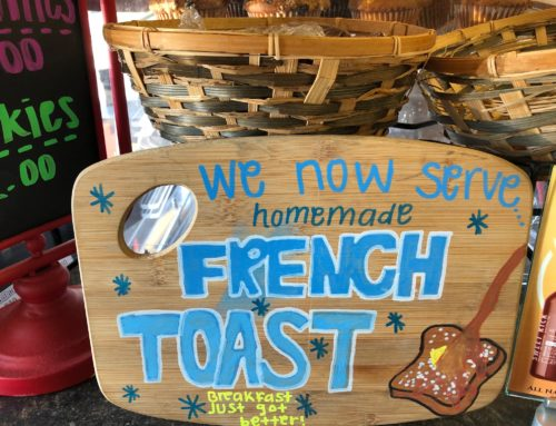 French Toast Has Arrived!!!!