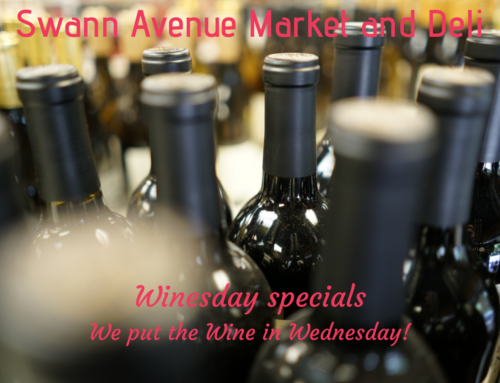 This Week's Winesday Specials