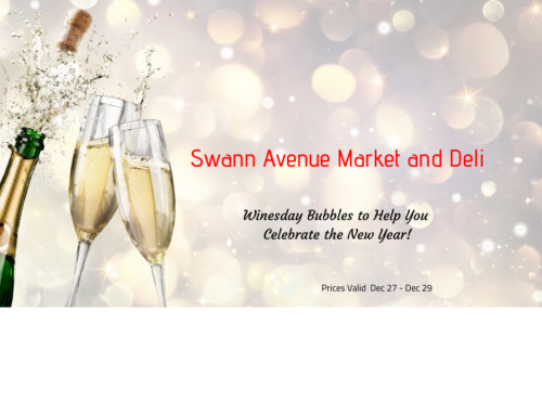 Special Prices on Bubbles to Help You Celebrate the New Year!