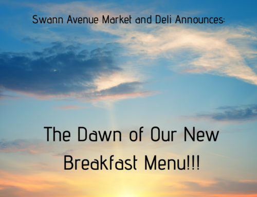 Start Your Day Off Right at Swann Avenue Market and Deli