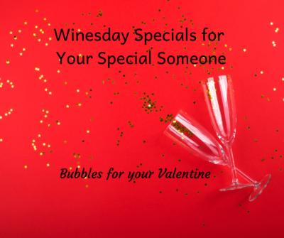 Valentine's Winesday Post