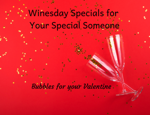 Second Chance for Valentine's Day Wines
